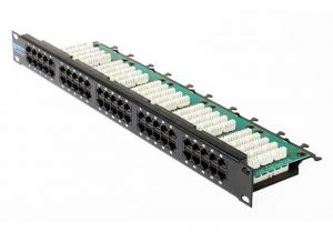 TELEPHONE PATCH PANEL