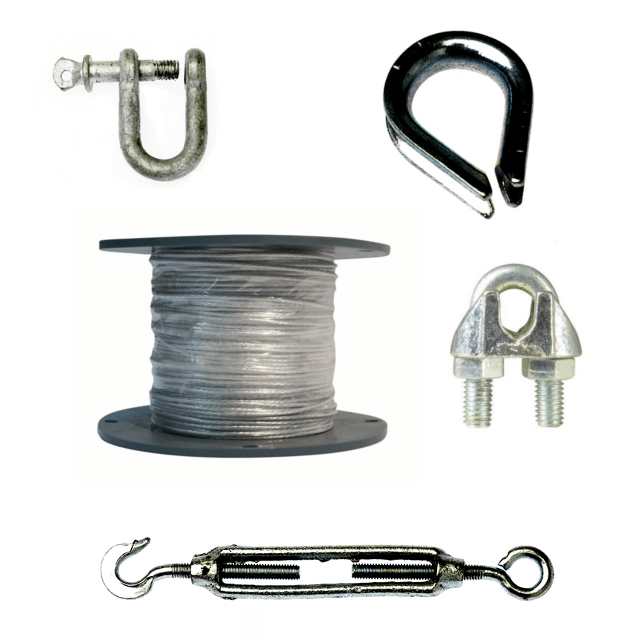 CATENERY WIRE & ACCESSORIES