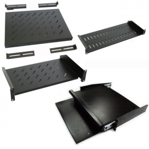 19 INCH RACKMOUNT SHELVES